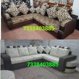 Fashionable designed new sofa set