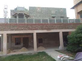 Ground floor of a villa available for rent