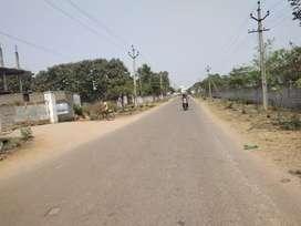 Industrial site for sale 80 feet road corner bit