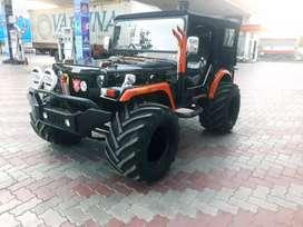 Singla motor open Willy jeeps