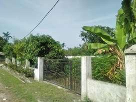 Tanah Kavling dalam Perumahan dekat Kualanamu Airport