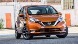 """NISSAN NOTE VERSA """"2017"""" IN JUST 20% DOWN PAYMENT"""