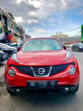 Nissan Juke 1.5 RX A/T Special Edition Merah 2012