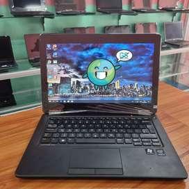 Laptop Dell latitude E7250 i5gen5 8gb Mulus bergaransi siap pakai