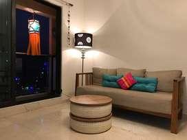 Side Lamp for leaving room