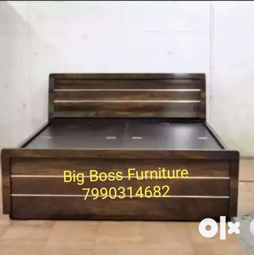 Brand New 6*5 Storage Bed 0