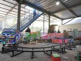 mini coaster odong odong kapasitas 16 anak anak RY