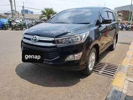 Toyota Innova 2.0 G tahun 2018 Tt Rush,Jazz,Hrv,Brv,Mobilio,Crv