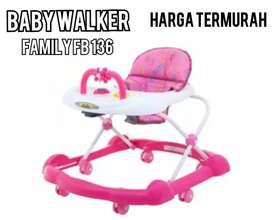 Baby Walker Merk Family Tipe 136 L