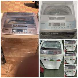 WITH 5 YEARS OF WARRANTY LG\SAMSUNG WASHING MACHINE FOR SALE