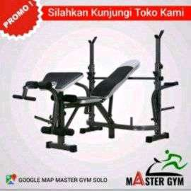 Alat Fitness Bench Press Taiwan - MASTER GYM Fitness Store