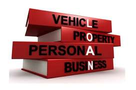 Easy & Fast Finance,Personal &business Loan and insurance.
