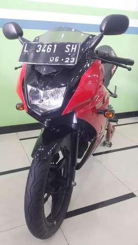 Kawasaki Ninja KRR 2013.