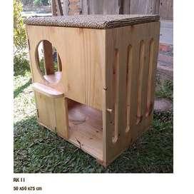 Rumah Kucing Murah