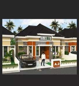 Perumahan hanaz residence type 55 lokasi elit harga ekonomis