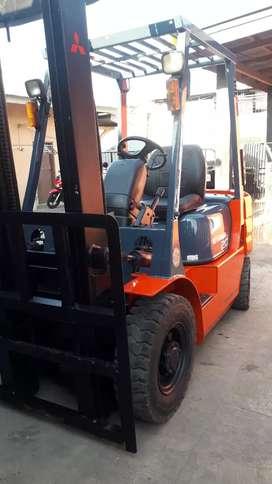 forklift diesel 2 ton