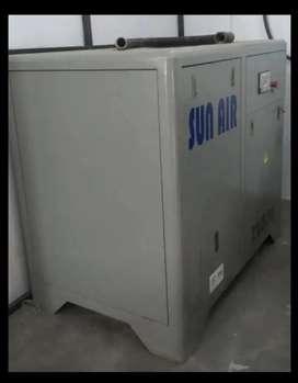 Air screw kompresor