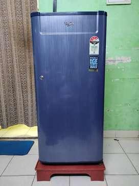 Whirlpool Refrigerator 190 Liter Fridge