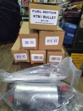 R15ktm Fuel Pump, Motor, Injector, Stickers,Parts & Modificatin