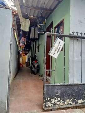 Dijual Rumah Kontrakan 5 Pintu