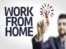 WORK FROM HOME JOB FOR DATA-ENTRY