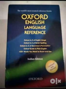 Oxford English books