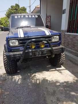 Jual taft GT 1990 4x4 terawat