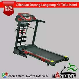 TREADMILL ELEKTRIK - Grosir Alat Fitness - Master Gym Store !! MG#9272