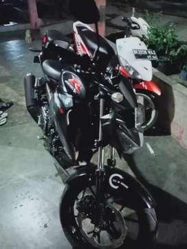 Suzuki gsx-s150,