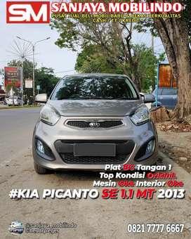 Kia Picanto SE M/T 2013 #agya #ayla 2014