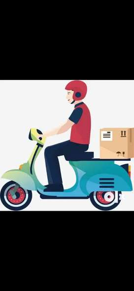 Urgent required Delivery boy and girls