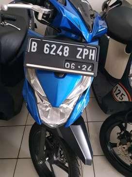 All new beat cbs iss biru th2019 cash kredit siap pkai gress