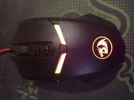 Red dragon lemeanlion 2 (Gaming Mouse)