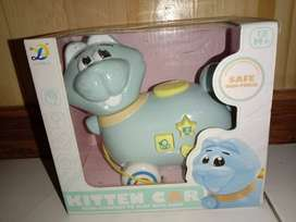 animal set kucing / mainan anak