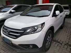 Honda CRV 2.4 At 2014 Putih