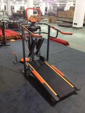 Treadmill manual 6 fungsi new model AR353