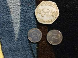 Old coins for sale ,3 coins