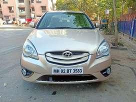 Hyundai Verna Transform 1.5 SX Automatic CRDi, 2010, Diesel