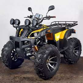 Bull atv 200cc Petrol engineAvailble