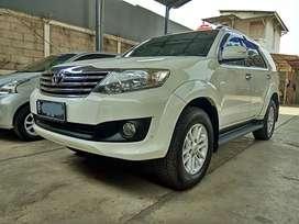 Toyota Fortuner G dsl at 2012