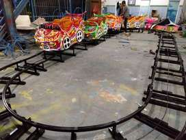 odong odong kereta mini coaster rel lantai iiw RY