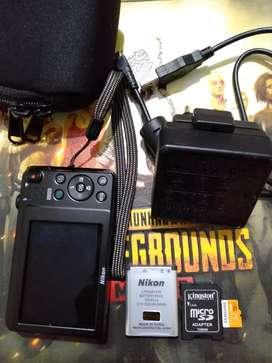 Brand new Nikon coolpiX S3700 digital camera superb condition