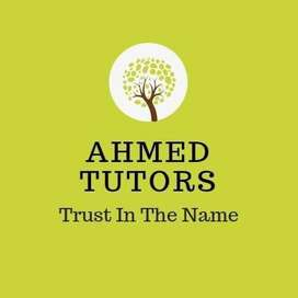 Male/Female Social Media Manager Required In an Ahmed Tutors office