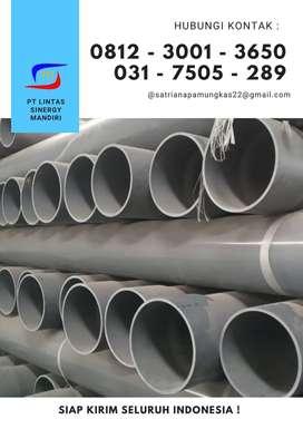 """PIPA PVC SUPRAMAS AW + MOF 2 1/2"""" 4M/BTG MURAH"""