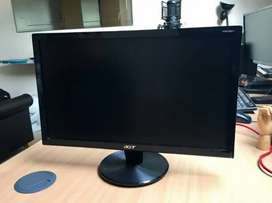 19 inch acer monitor