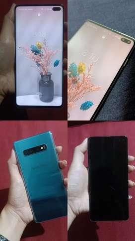 Samsung S10 Plus Prism Green
