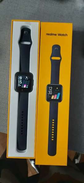 Realme smart watch Delivered 23rd October. non use untouched condition