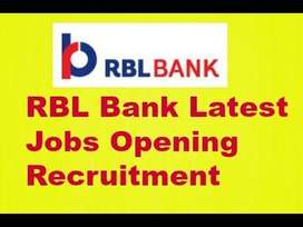 RBL Bank process hiring for KYC/ Field Executive in Delhi