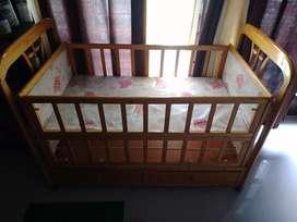 Baby cot for sale in Kharar-Shivalik City