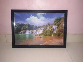 Brand New Frame Of Water Fall